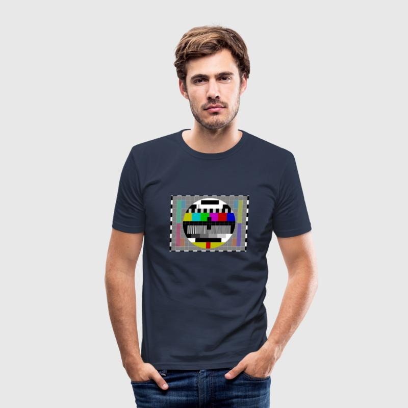 testbeeld - slim fit T-shirt