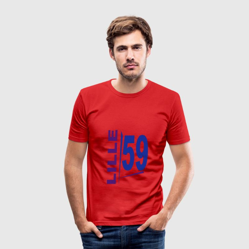 lille Tee shirts - Tee shirt près du corps Homme