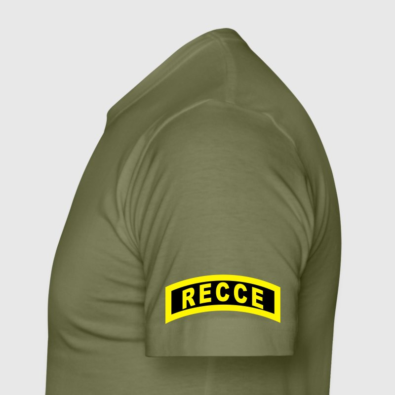 Recce Tab T-shirts - slim fit T-shirt