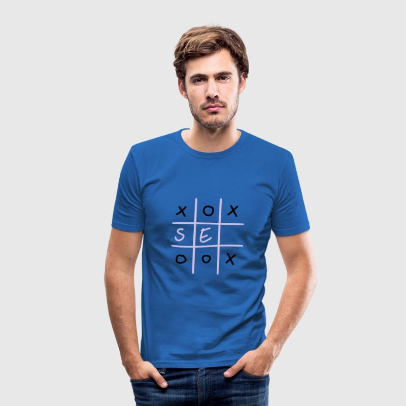 Tic Tac Sex - 2c T-Shirts - Männer Slim Fit T-Shirt