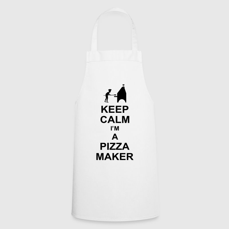 keep_calm_i'm_a_pizza_maker_g1 Kookschorten - Keukenschort