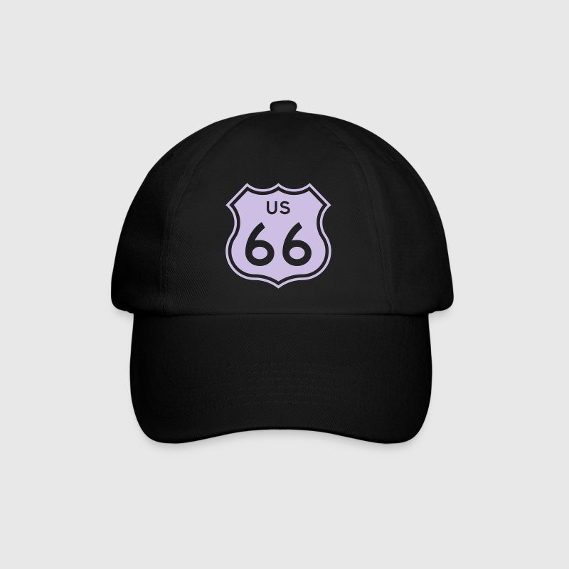 Route 66 Caps & Hats - Baseball Cap