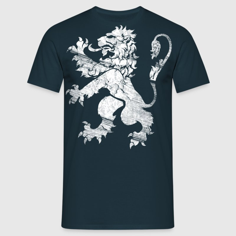 White Lion Rampant T-Shirts - Men's T-Shirt