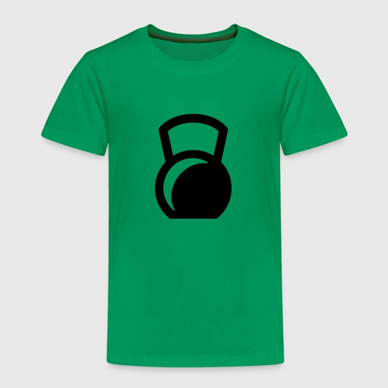 Dumbbell Shirts - Kids' Premium T-Shirt