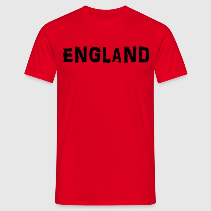 England T-Shirts - Men's T-Shirt
