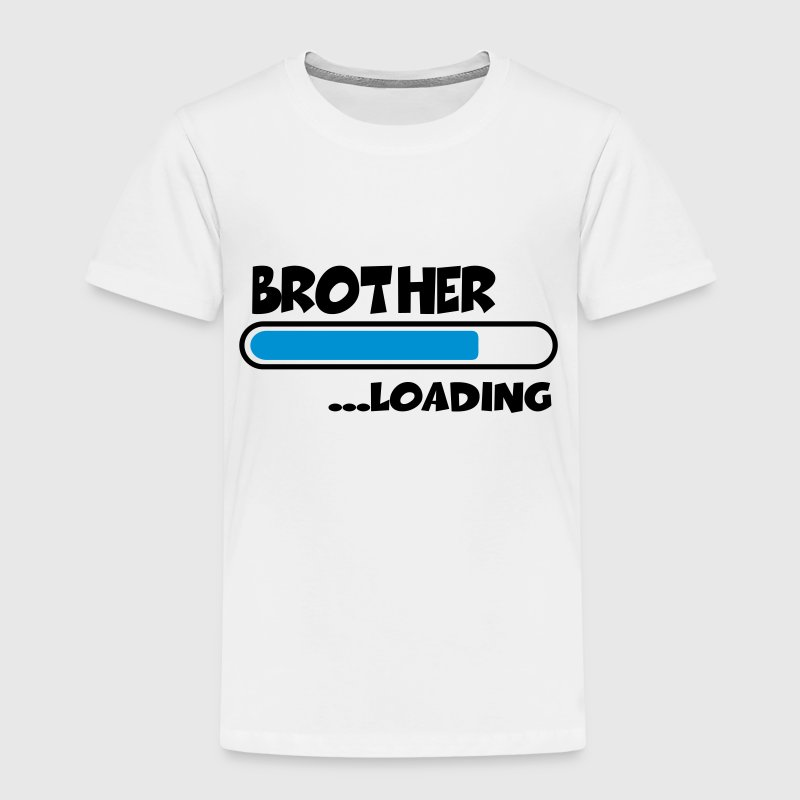 Brother loading T-shirts - Premium-T-shirt barn