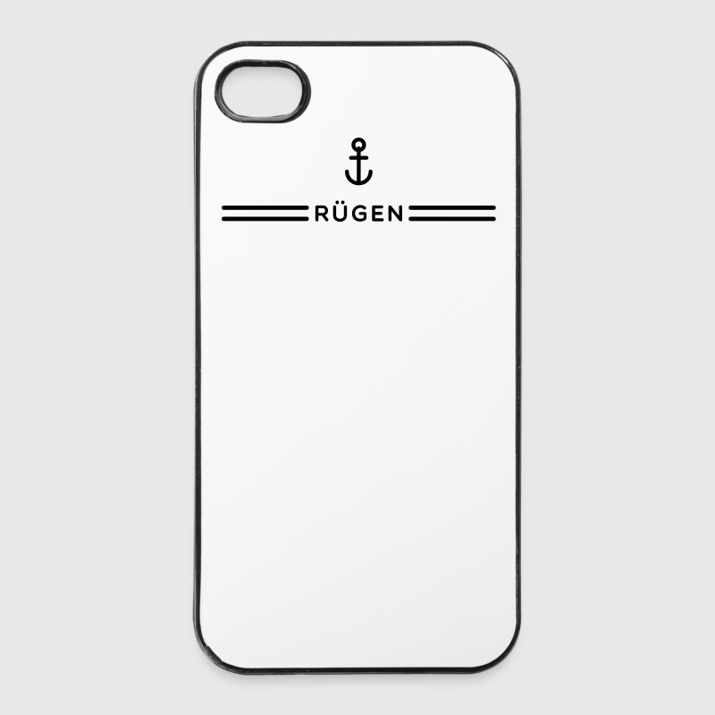Rügen Handy & Tablet Hüllen - iPhone 4/4s Hard Case