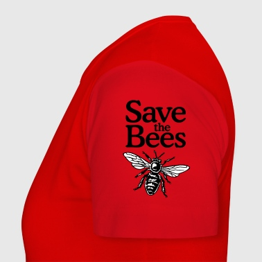 Imker Tasse Save the Bees - Frauen T-Shirt