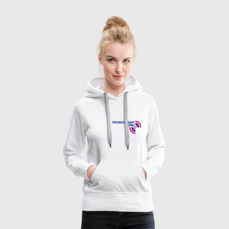 physiotherapy works Pullover & Hoodies - Frauen Premium Hoodie