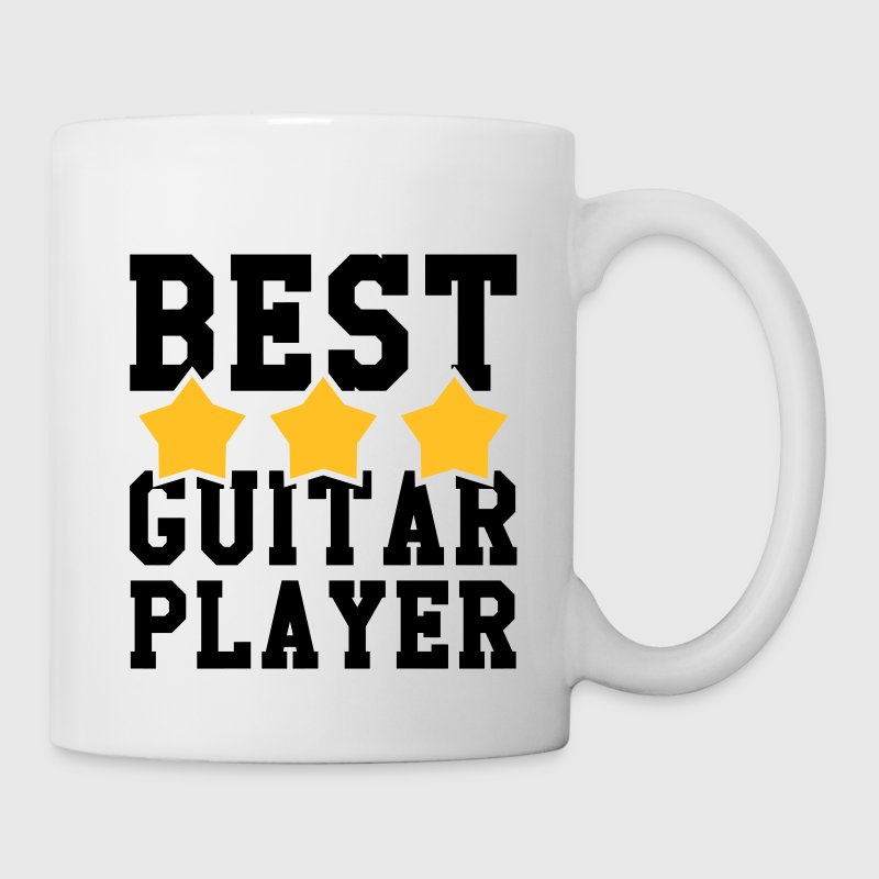 Best Guitar Player Mugs & Drinkware - Mug