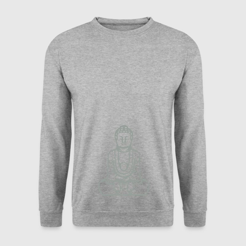 bouddha boudha bouda 610 Sweat-shirts - Sweat-shirt Homme