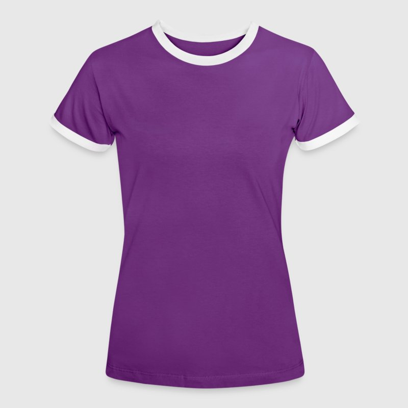 Agility equipment with Titel.png Tee shirts - T-shirt contrasté Femme