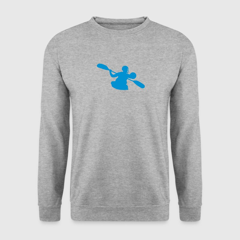 kayak polo logo sport 123 Sweat-shirts - Sweat-shirt Homme