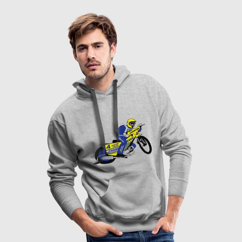 Speedway  Team Sweden Hoodies & Sweatshirts - Men's Premium Hoodie