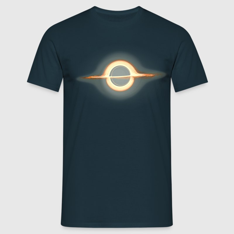 Black hole, Portal, Infinity, Universe, Outer Space T-Shirts - Men's T-Shirt