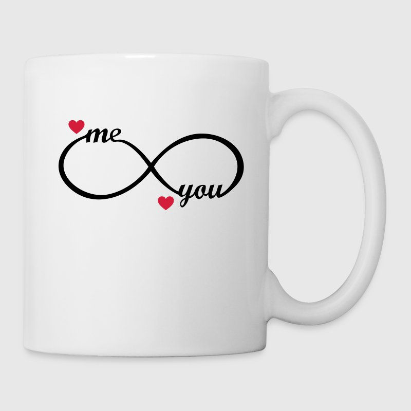 I love you My Boyfriend Girlfriend Me You forever  Mugs & Drinkware - Mug