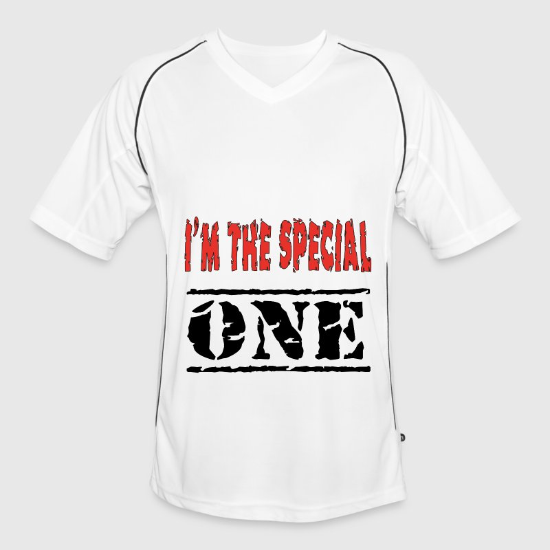 I'am the the special one T-Shirts - Men's Football Jersey