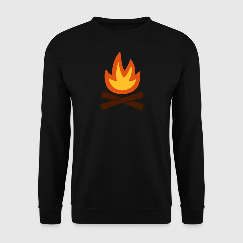 Lagerfeuer Pullover & Hoodies - Männer Pullover