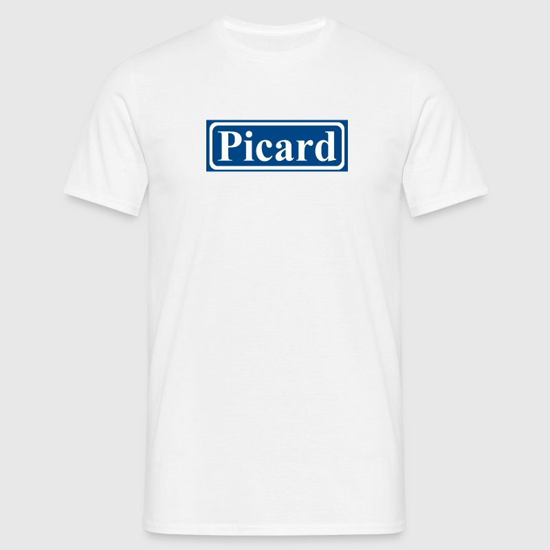 Picard 2 Tee shirts - T-shirt Homme