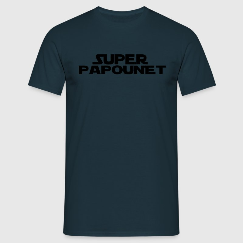 SUPER PAPOUNET Tee shirts - T-shirt Homme