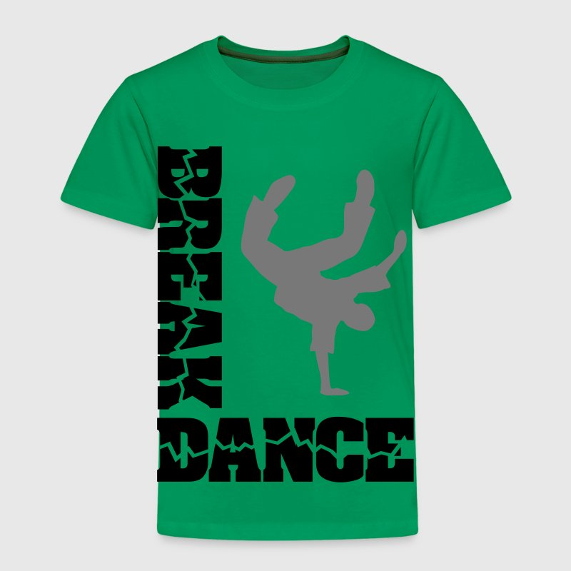 Breakdance Battle Breakdancer Moves Freeze         - Kinder Premium T-Shirt