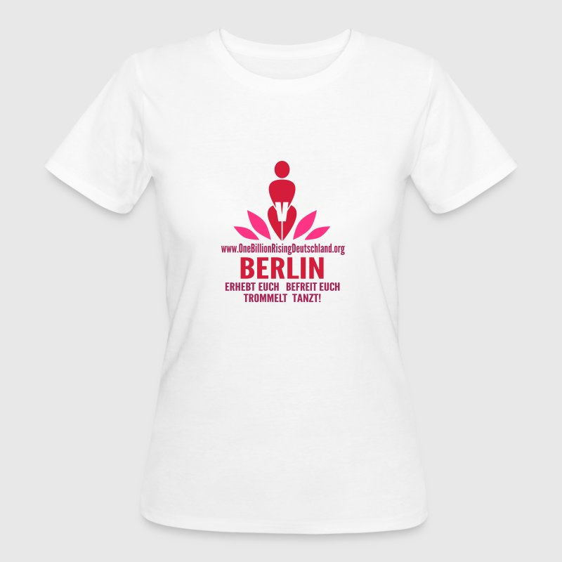 OBR BERLIN - Frauen Bio-T-Shirt