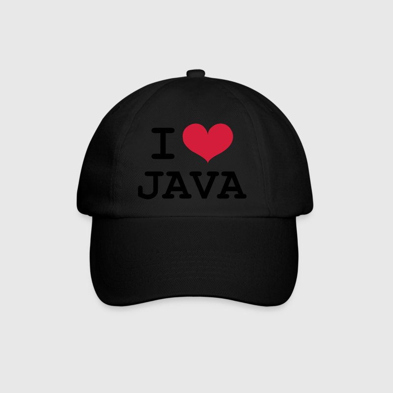 I Love Java [Developer / Geek] Caps & Hats - Baseball Cap