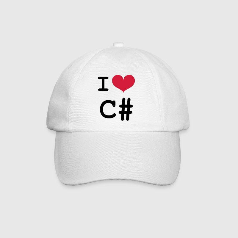 I Love C# [Developer / Geek] Caps & Hats - Baseball Cap