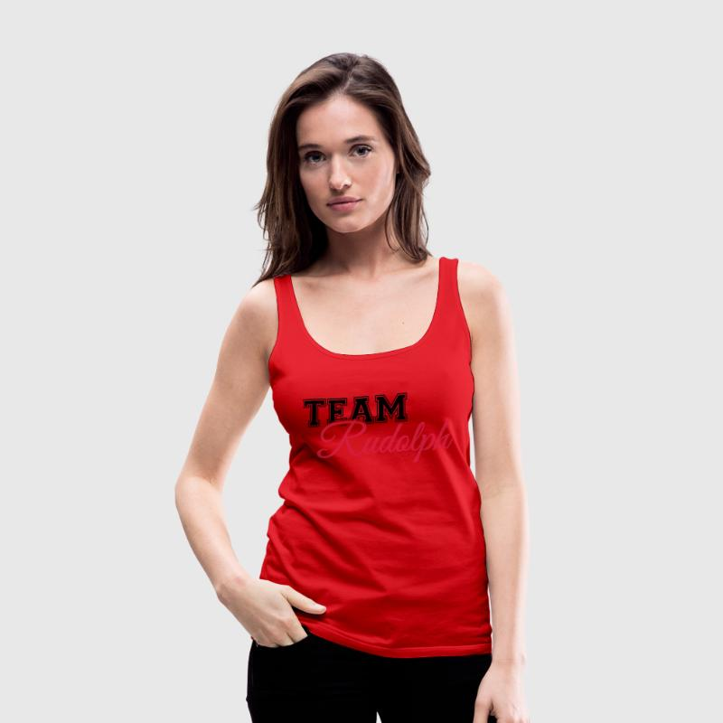 Team Rudolph Tops - Frauen Premium Tank Top