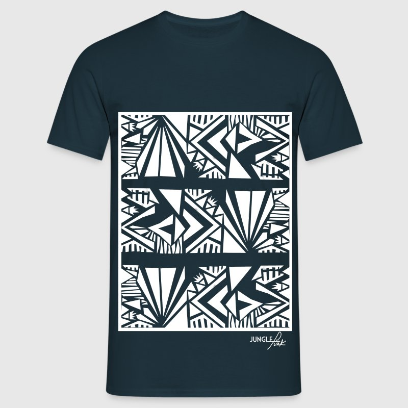 Tribal Aztec print - Men's T-Shirt