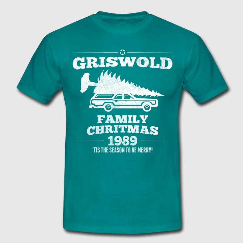 Griswold Family Christmas T-Shirt | Spreadshirt