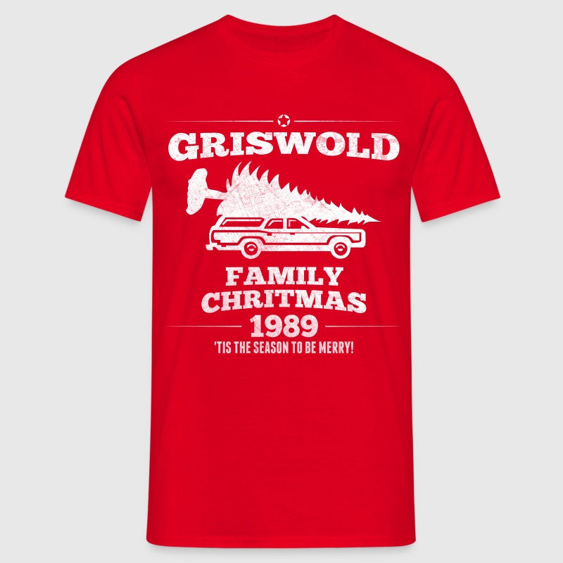 Griswold Family Christmas T-Shirts - Men's T-Shirt