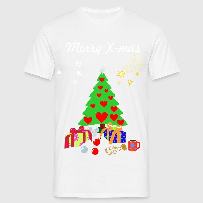 merry x-mas xmas christmas frohe weihnachten t-shirt | spreadshirt, Einladung