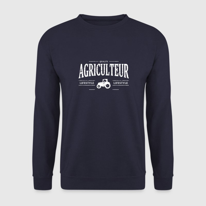 Agriculteur Sweat-shirts - Sweat-shirt Homme