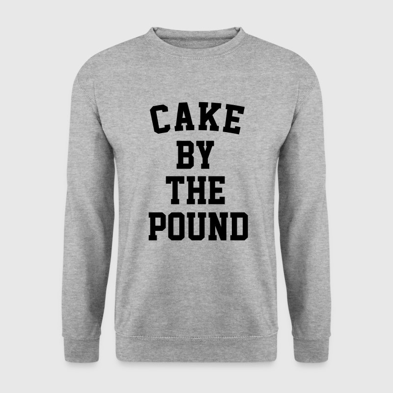 Cake by the Pound Pullover & Hoodies - Männer Pullover