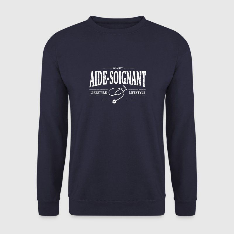 Aide Soignant Sweat-shirts - Sweat-shirt Homme