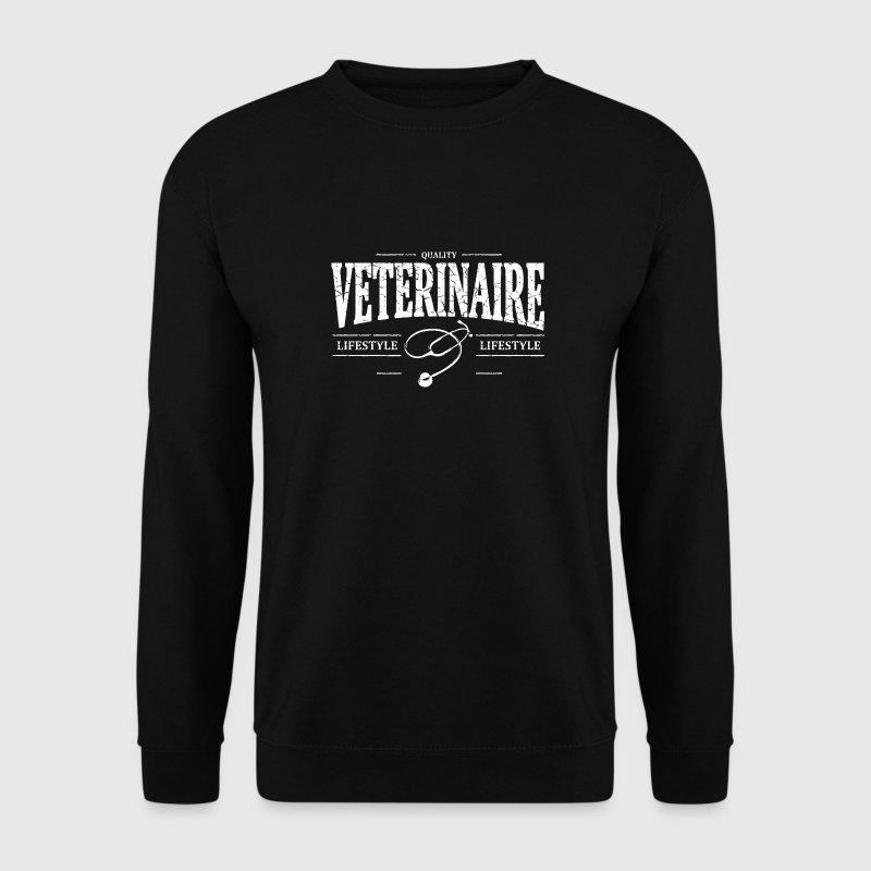 Vétérinaire Sweat-shirts - Sweat-shirt Homme