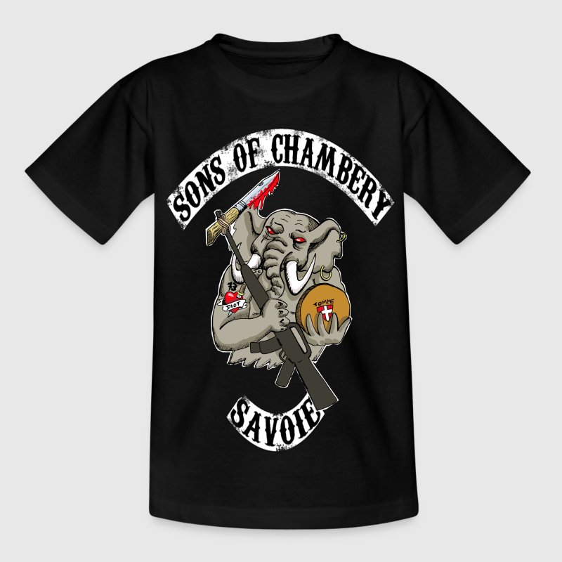 sons of chambery Tee shirts - T-shirt Enfant