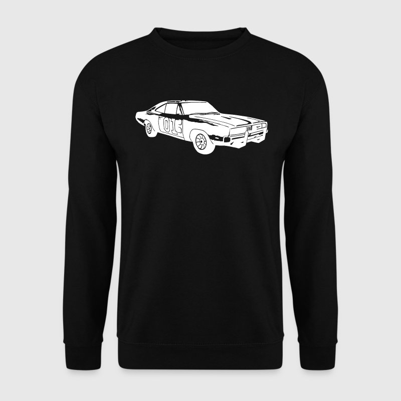 General Lee Dodge Charger - Männer Pullover