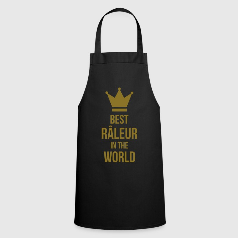 Best Râleur in the World Tabliers - Tablier de cuisine