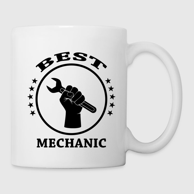 Best Mechanic Mugs & Drinkware - Mug
