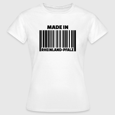 Made in Rheinland Pfalz T-Shirts - Frauen T-Shirt