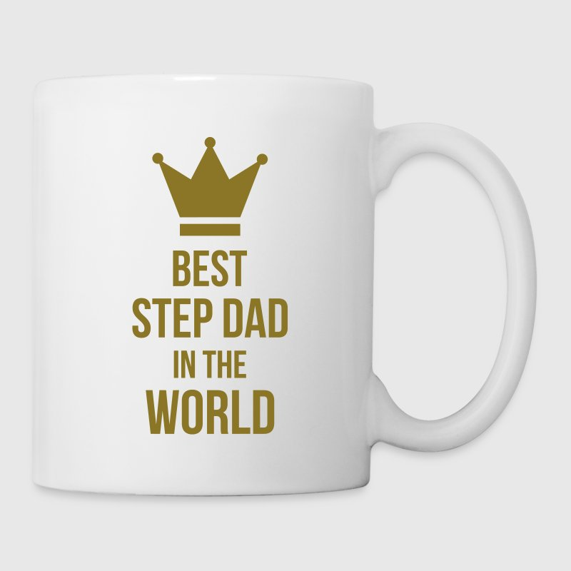 Best Step Dad in the world Mugs & Drinkware - Mug