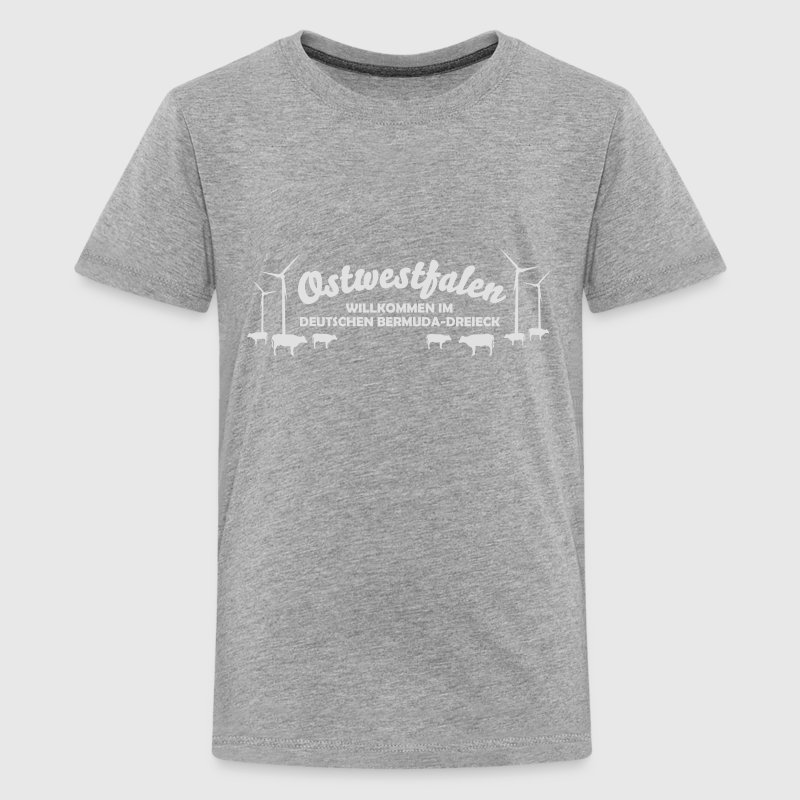 Ostwestfalen T-Shirts - Teenager Premium T-Shirt