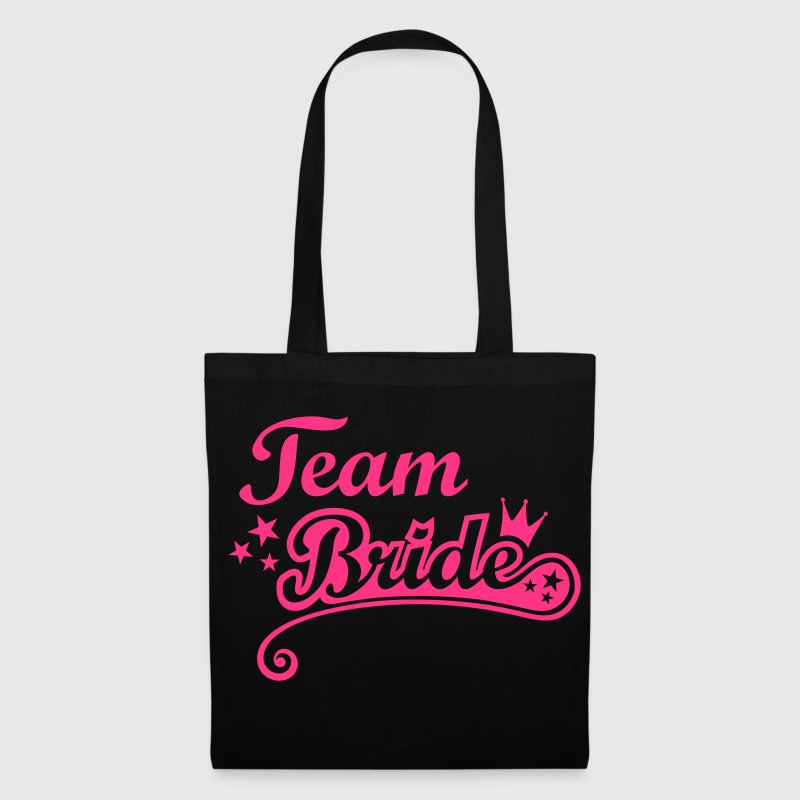 Team Bride Stag and Hen Nights out Party Crew  Bags & Backpacks - Tote Bag