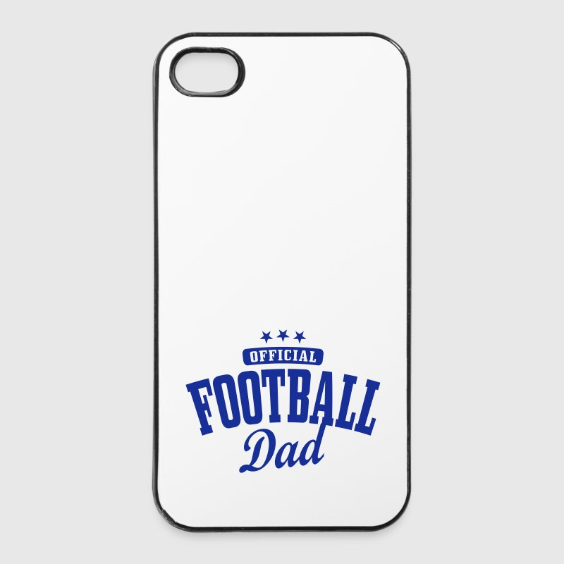 football dad Coques pour portable et tablette - Coque rigide iPhone 4/4s