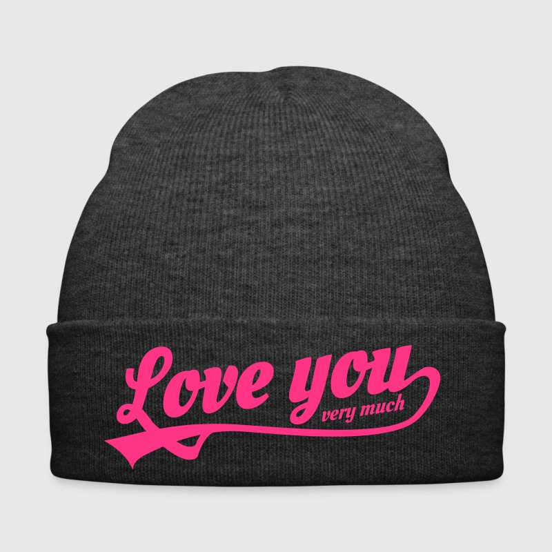 love you very much Casquettes et bonnets - Bonnet d'hiver