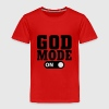 God Mode on T-Shirts - Kinder Premium T-Shirt