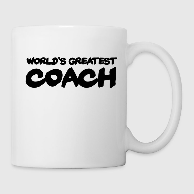 World's greatest Coach Tassen & Zubehör - Tasse