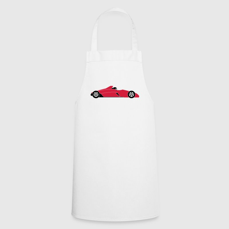 Sports car  Aprons - Cooking Apron